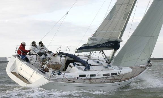2012 Dufour 425 L Cruising Monohull Rental In Le Marin, Martinique