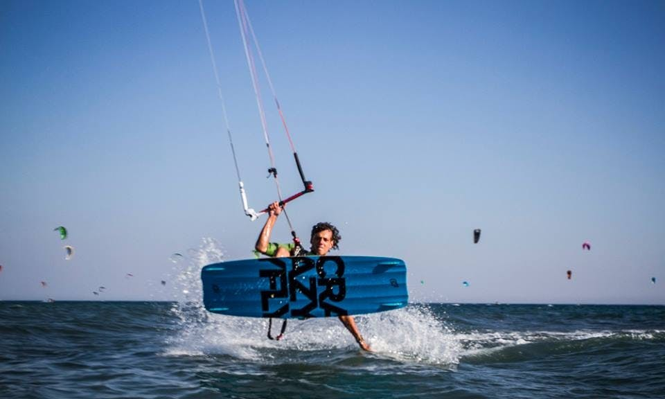 Kitesurfing Lesson in Ulcinj, Montenegro