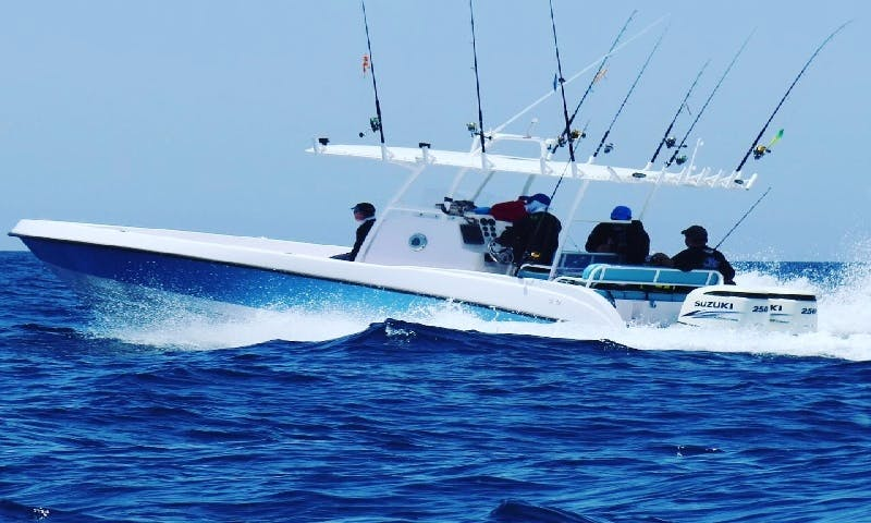 Fishing Charter for 5 People in Salalah, Oman