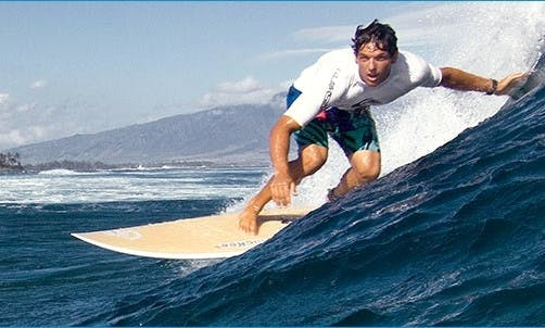 Surf Lessons in Oman