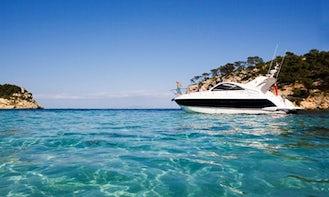 Luxury motor yacht 'Nauti Girl'
