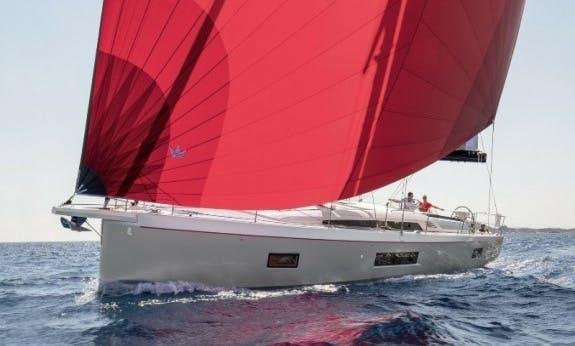 Reserve Amazing 2019 Oceanis 51.1 Cruising Monohull In Le Marin, Martinique