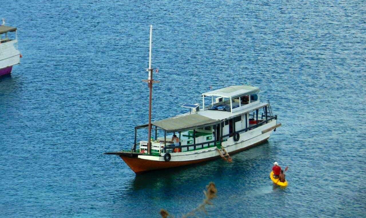 Komodo Excursion By Boat