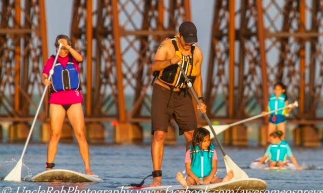 Stand Up Paddle Boarding Adventure in Woodbridge, Virginia