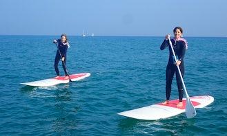 Stand Up Paddleboard for Rent in Herzliya, Tel Aviv District
