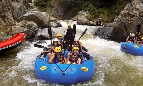 Whitewater Rafting Trip in Jarabacoa, Dominican Republic