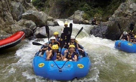 Whitewater Rafting Trip in Jarabacoa, Dominican Republic
