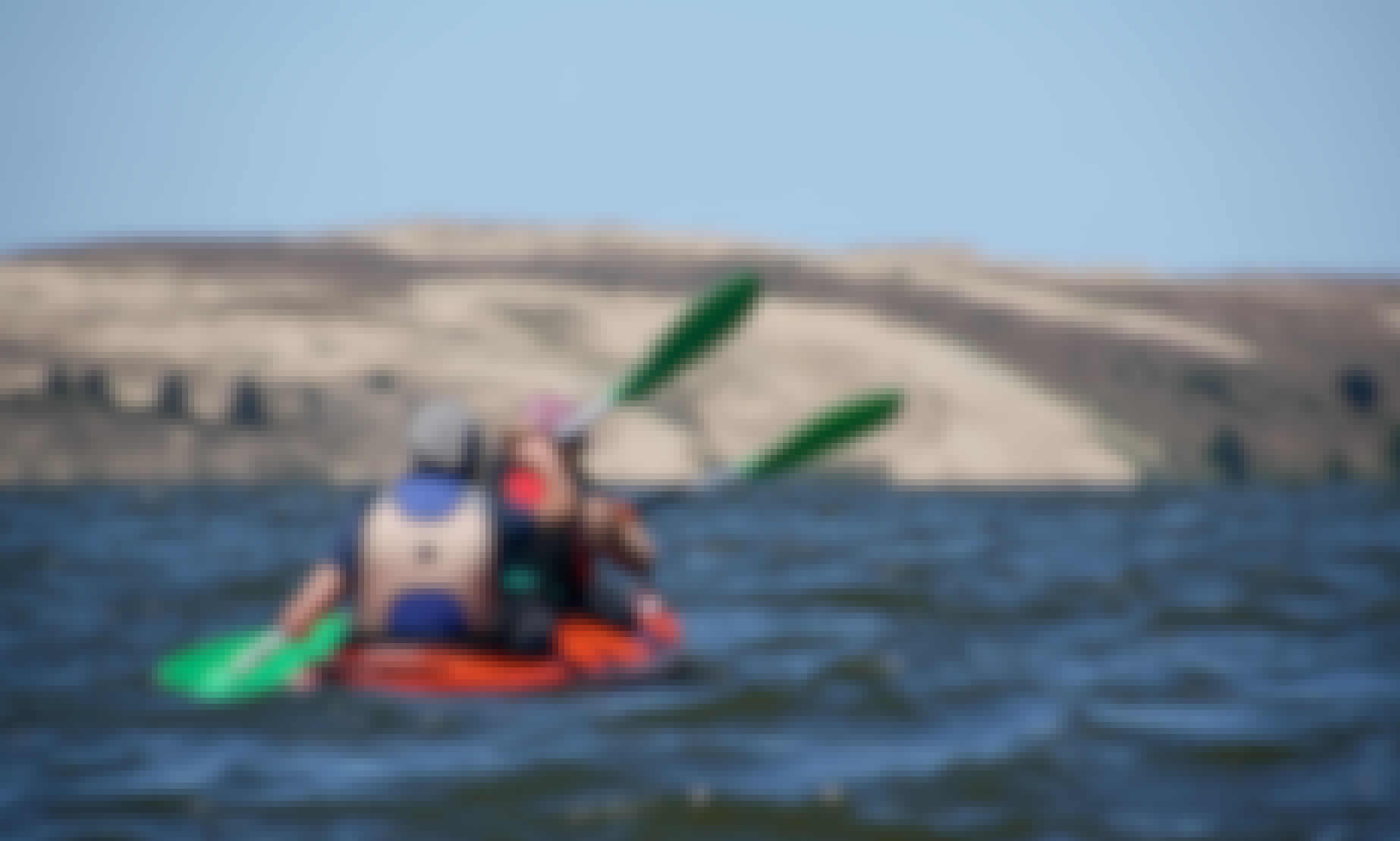 Curonian Spit kayak tour from Klaipeda