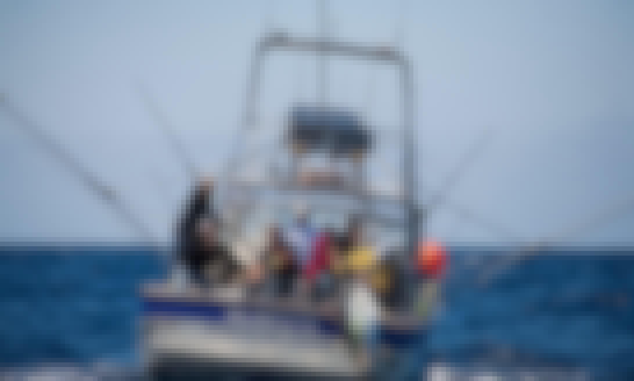 Big game fishing in Ponta Delgada, Azores