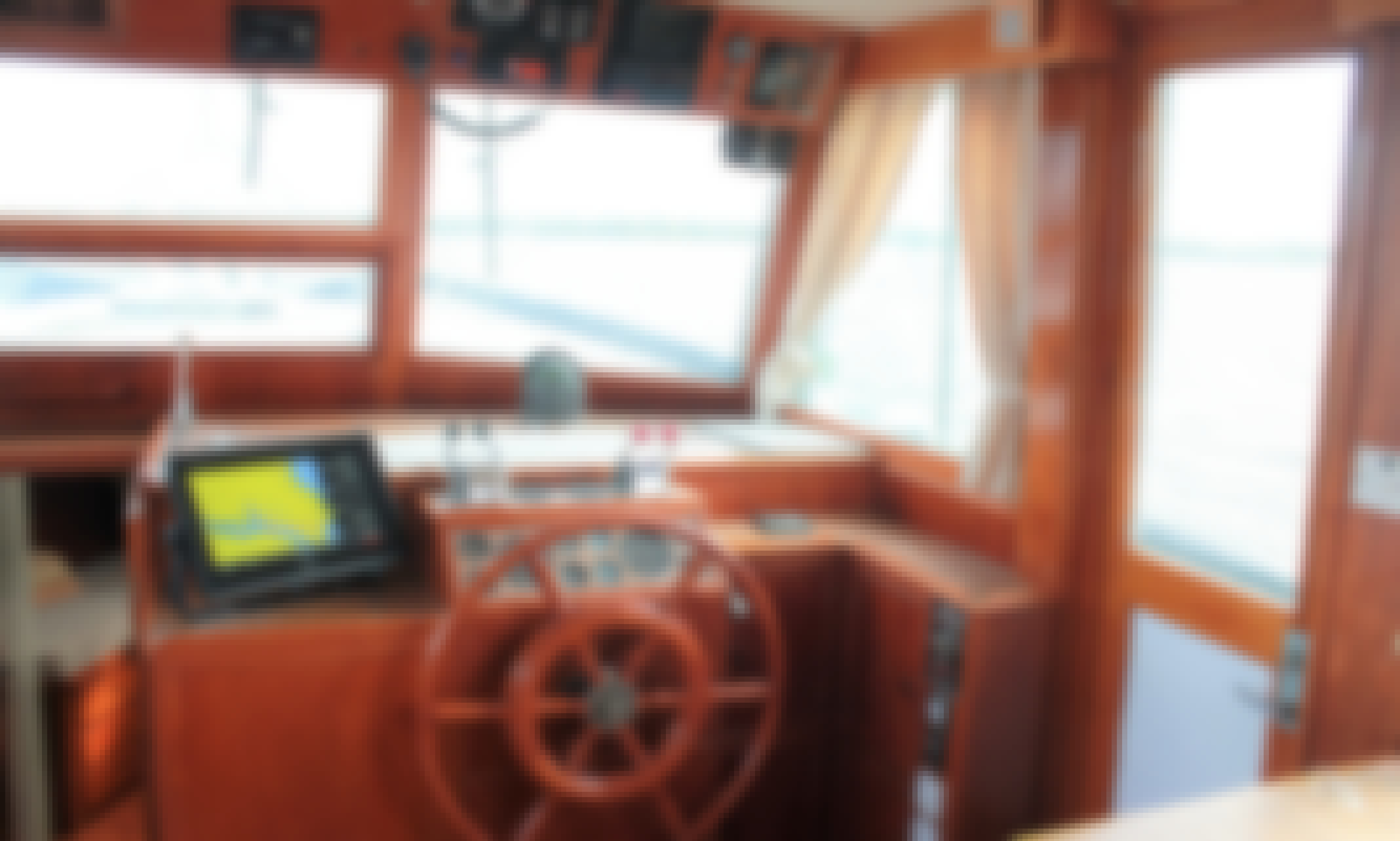 Charter Grand Banks 49 Motor Yacht in Cape Coral