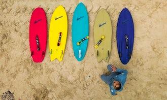 Surfing Board Rental in Herzliya, Israel