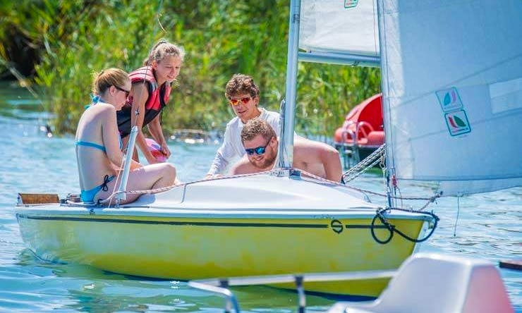 Enjoy Sailing With Us In Tihany, Hungary