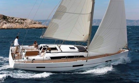 Book The 2015 Dufour 410 Gl Cruising Monohull Rental In Kos, Greece