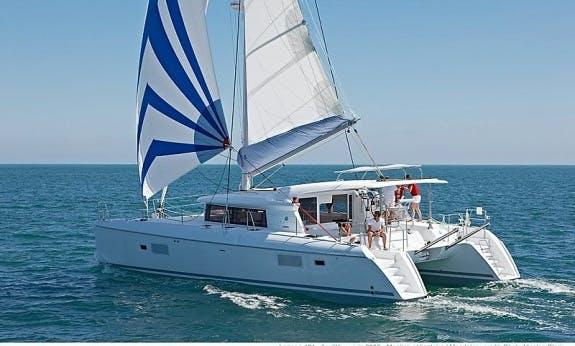 Reserve The 2013 Lagoon 421 Cruising Catamaran In Kos, Greece