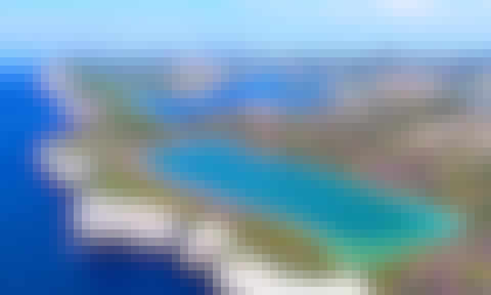 KORNATI ISLANDS & TELASCICA PARK TOUR - Full Day, Small Group, 6 Stops, 2 Parks