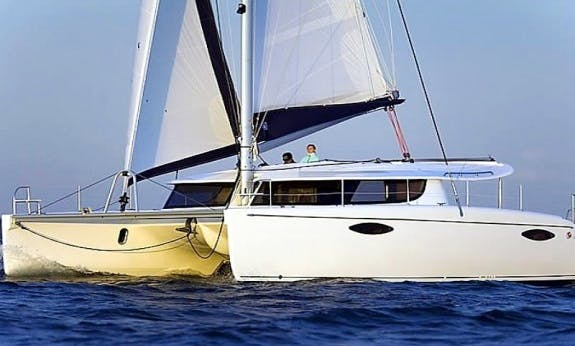 2011 Orana 44 Cruising Catamaran Rental In Kos, Greece