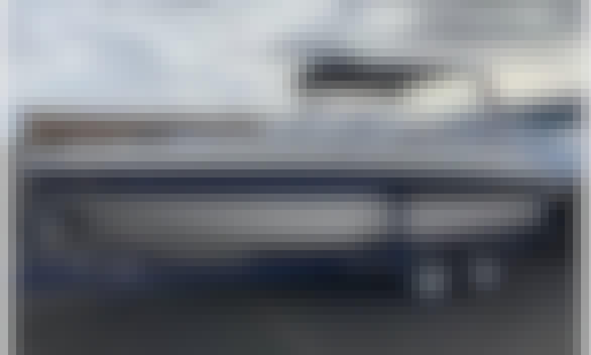 VERY ROOMY 22' Bayliner Boat Rental!