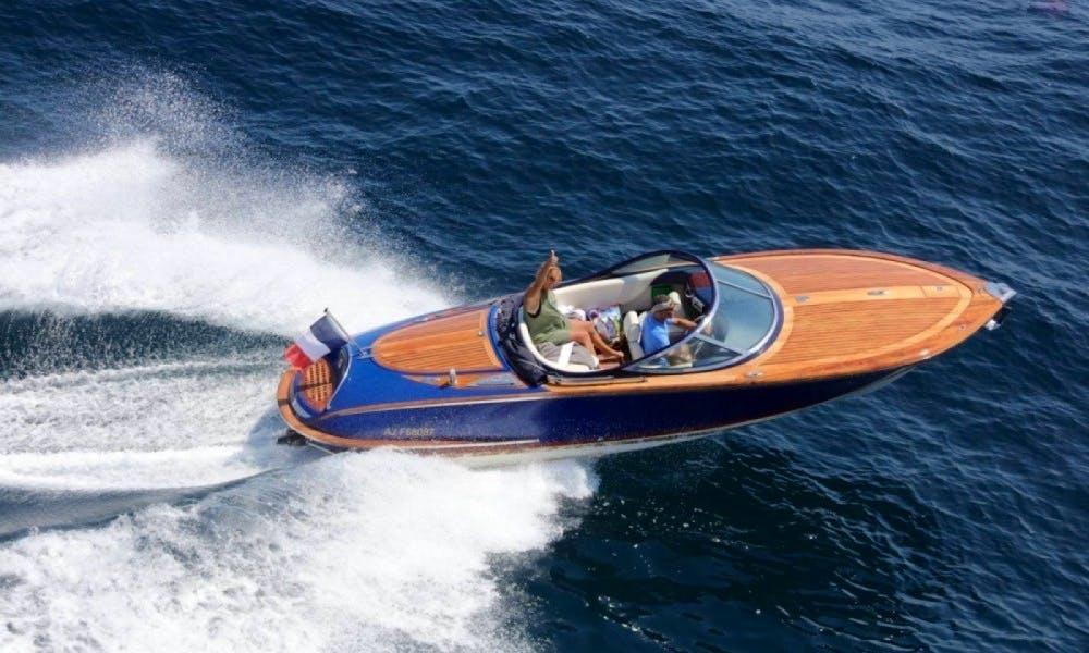 25' Kral 700 Classic Bowrider in Saint-Tropez, France