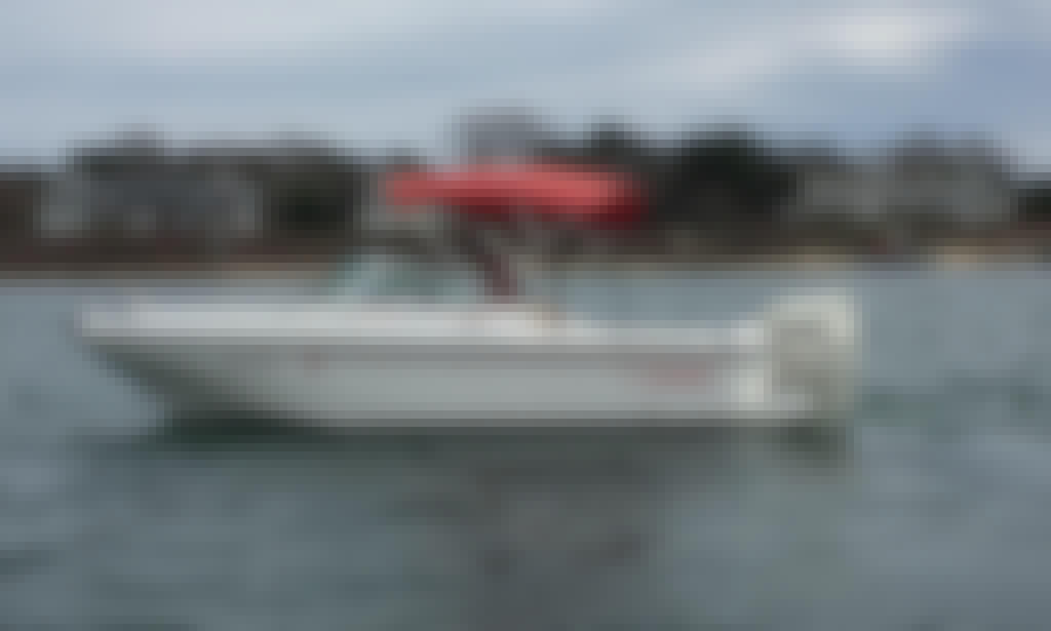 Rent 24' Boston Whaler Boat in Cape Cod