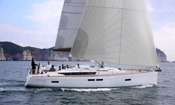 2013 Sun Odyssey 469 Cruising Monohull Charter In Kos, Greece
