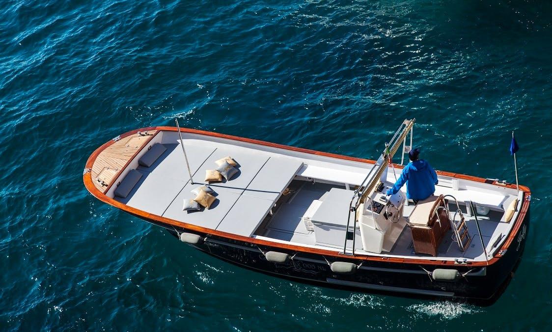 Inboard Propulsion rental in Marina Grande