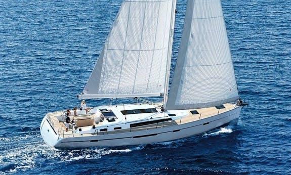 Beautiful 2015 Bavaria Cruiser 56 Yacht Charter in Kos, Greece