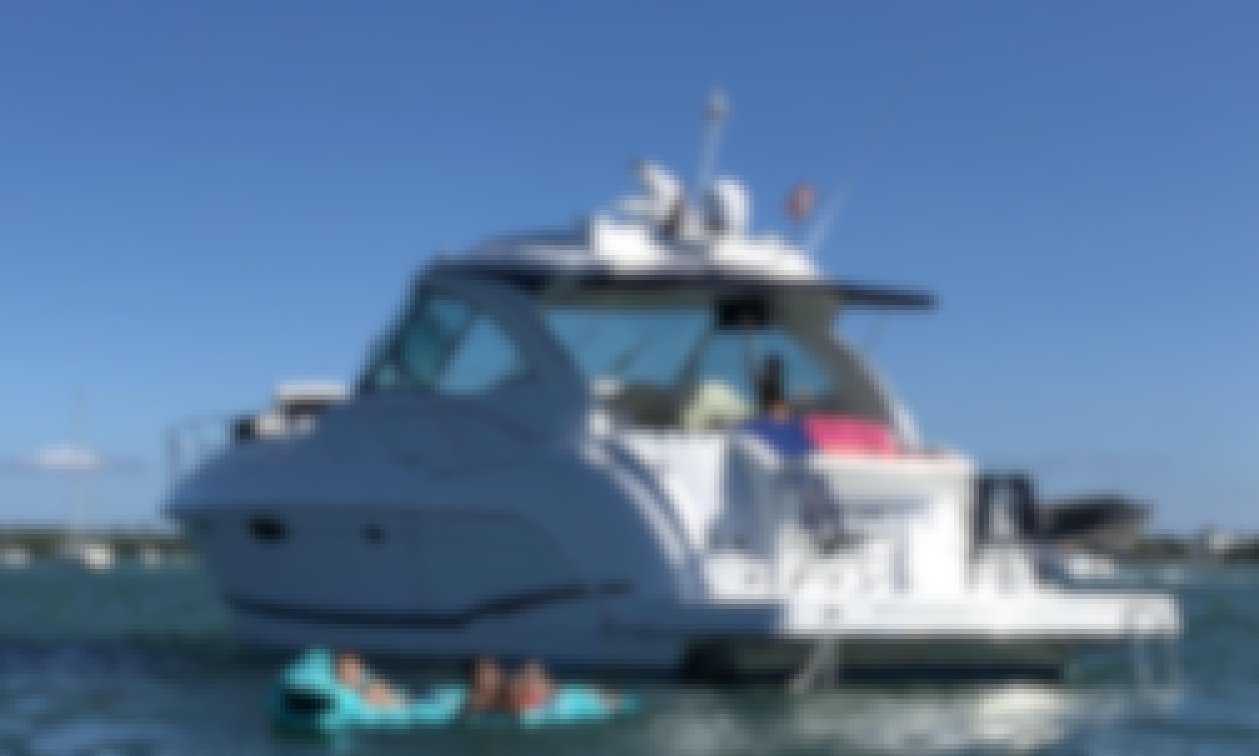 48' Formula Sport Yacht in Miami, Florida