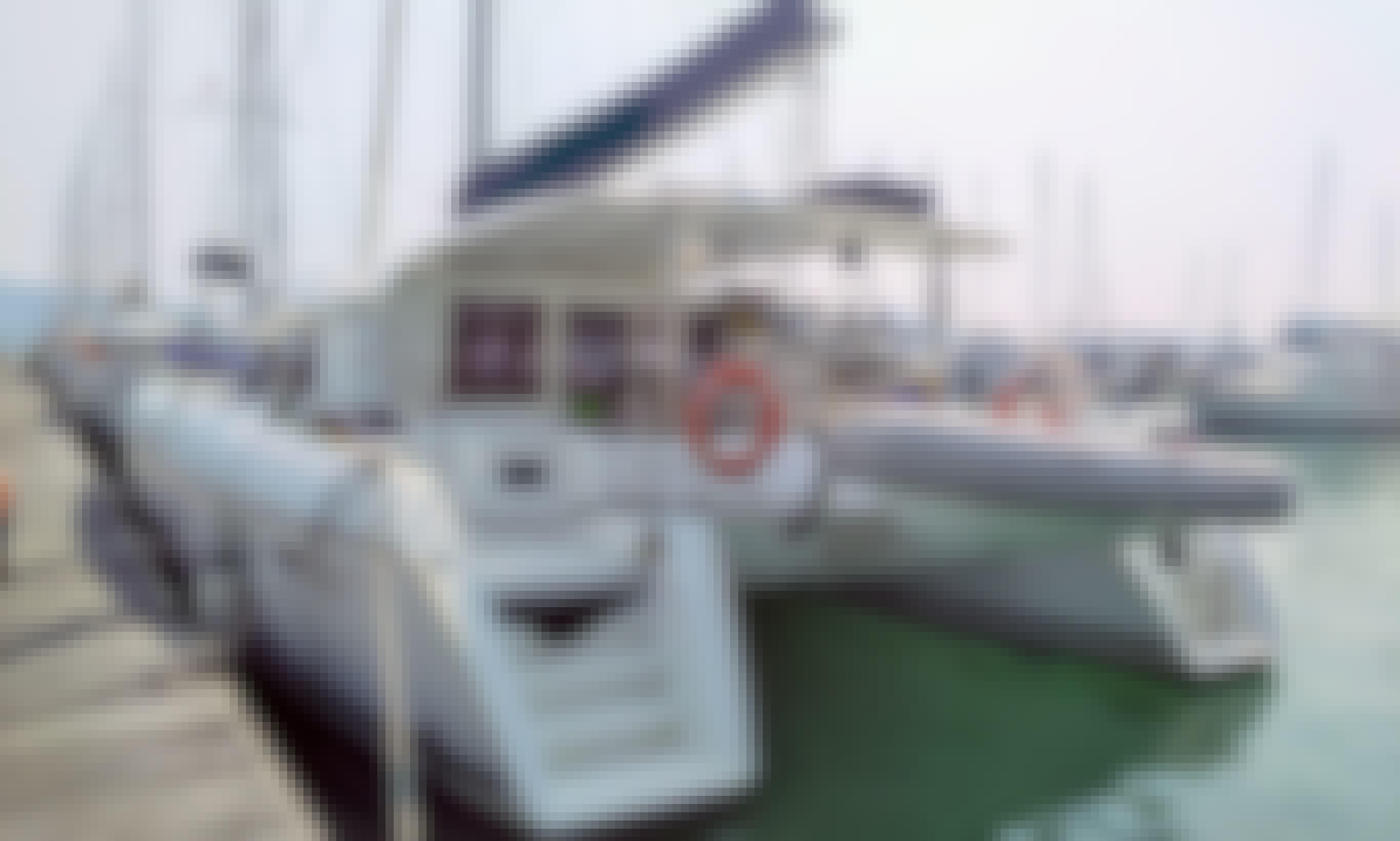 Lagoon 421 Cruising Catamaran Charter in Tambon Koh Chang Tai, Thailand