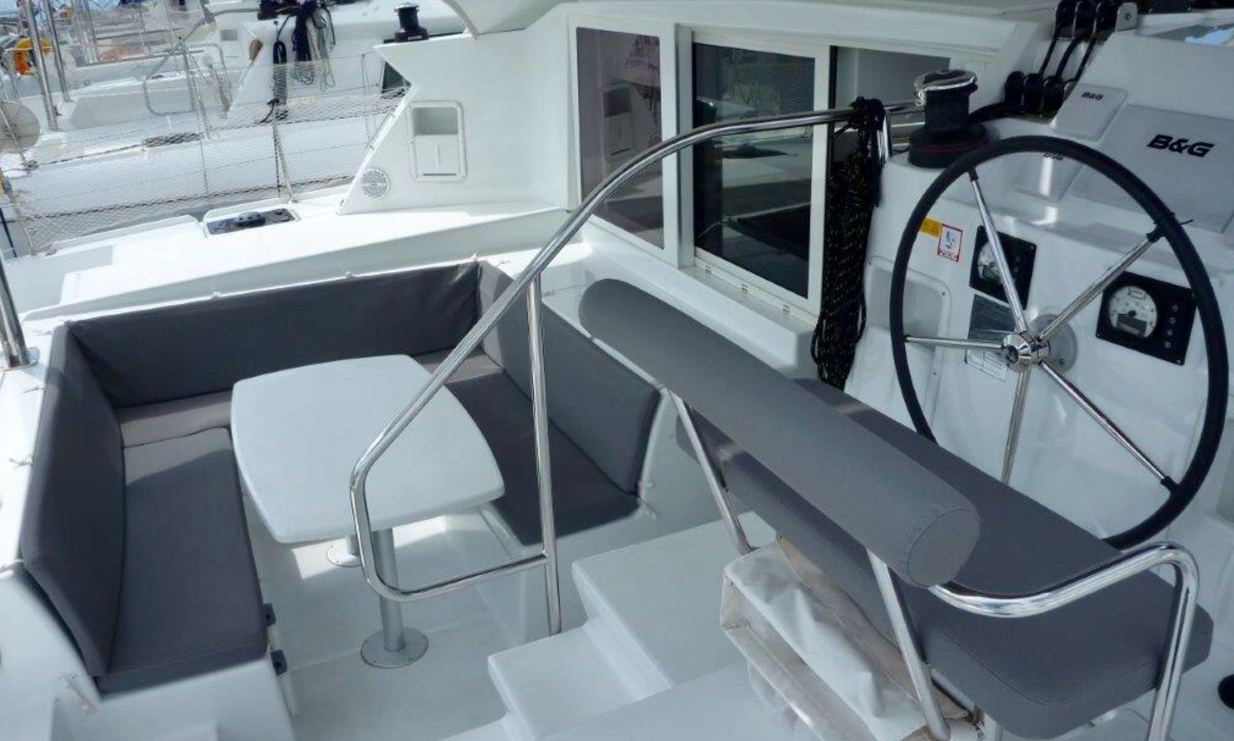 Cruising Catamaran rental in Tambon Koh Chang Tai