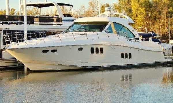 Motor Yacht rental in Prospect