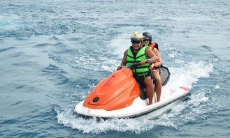 Jet Ski Rental in famous Boracay Island of the Philippines!