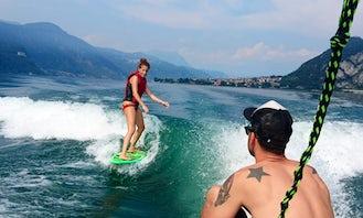 Wakeboard & Wakesurf in ComoLake Lecco