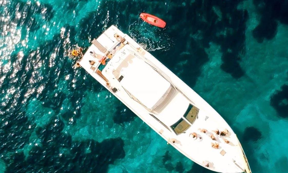 Motor Yacht rental in Palma