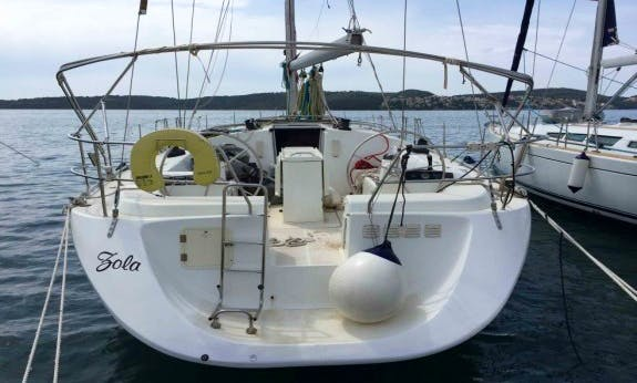 Beautiful 2007 Harmony 52 Sailboat Charter In Šibenik, Croatia