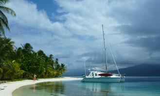 Cruising Catamaran Rental in Guna Yala Comarca
