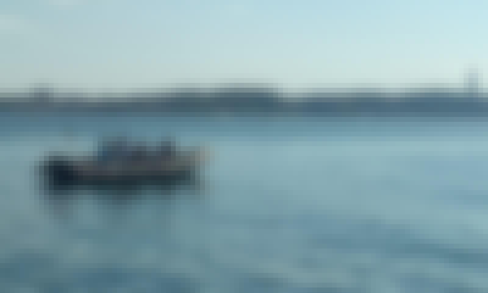 Lisbon Cultural Boat Tour on a Speedboat 1h