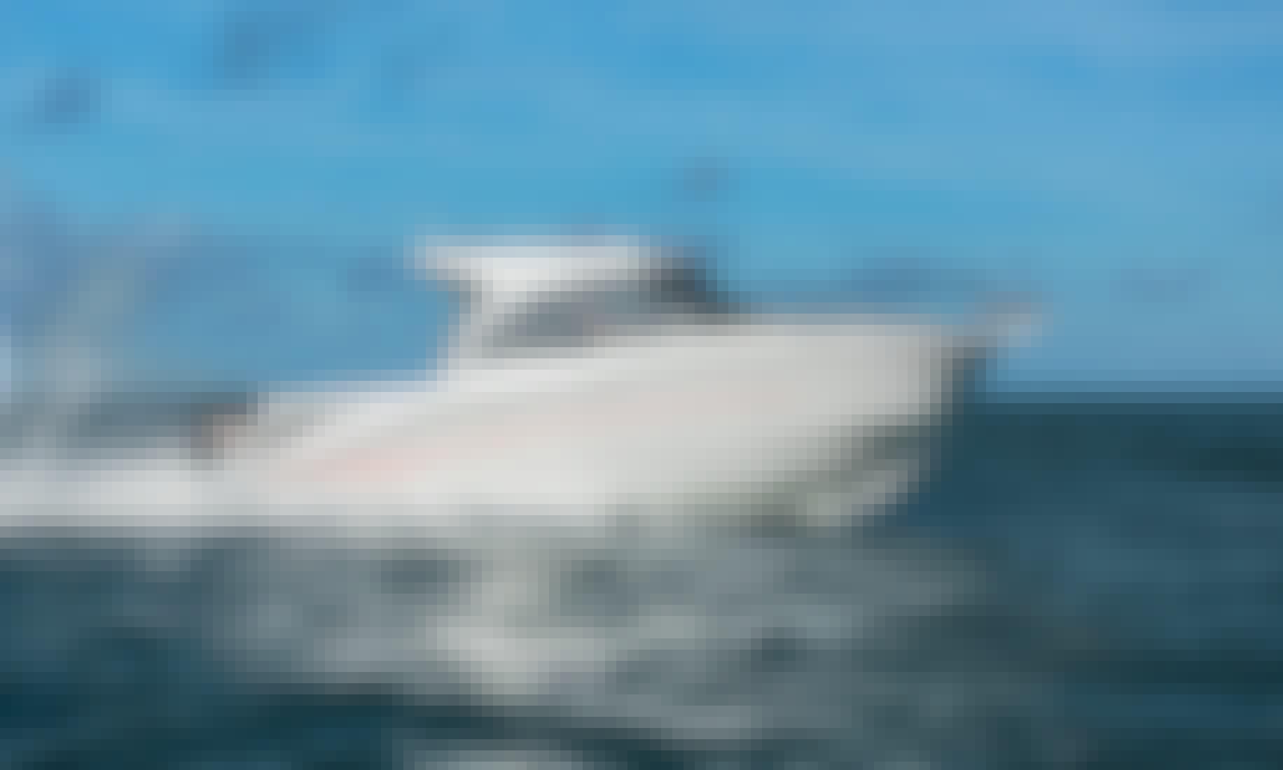 Beneteau Antares 7 OB Motor Yacht Rental in Savski nasip, Beograd