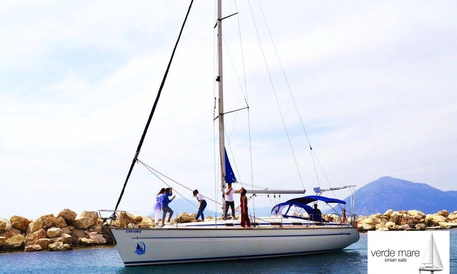 Enjoy Sailing Holidays in Beautiful Ionian sea!!!!