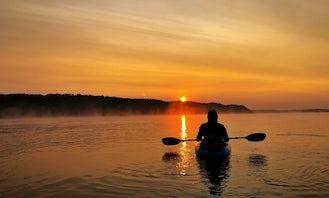 Book a Kayak in Portage Des Sioux, Missouri