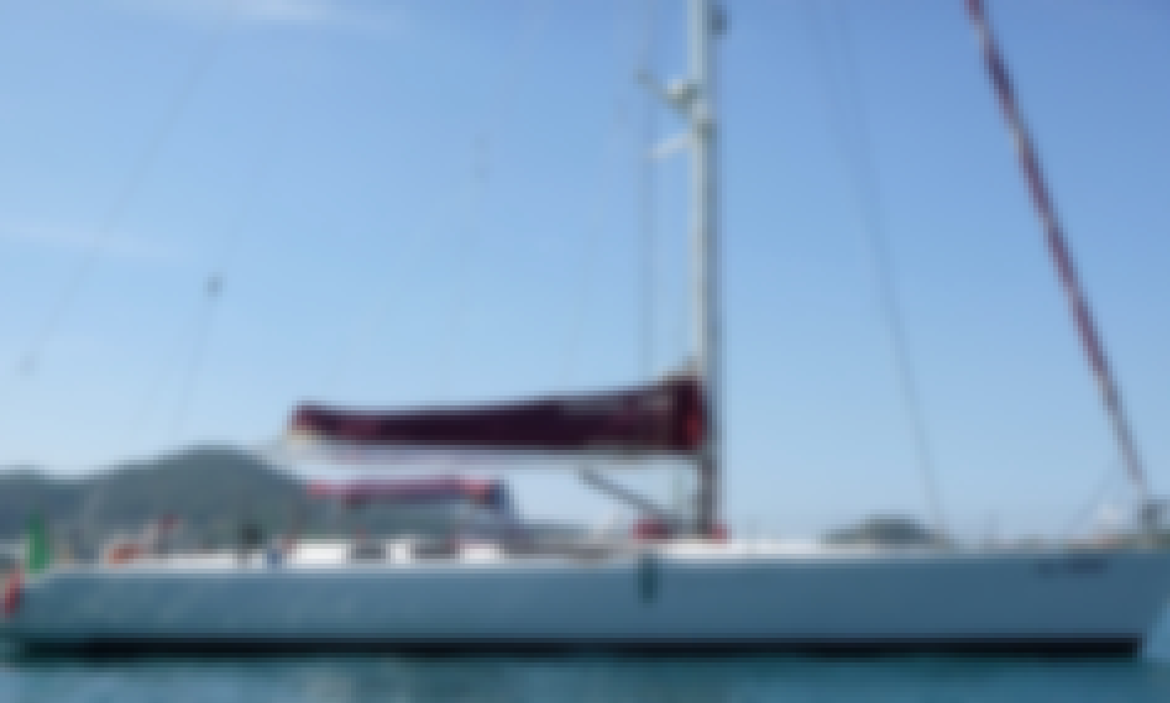 Captained Sailboat charter in Toscana, Italy for up to 6 people