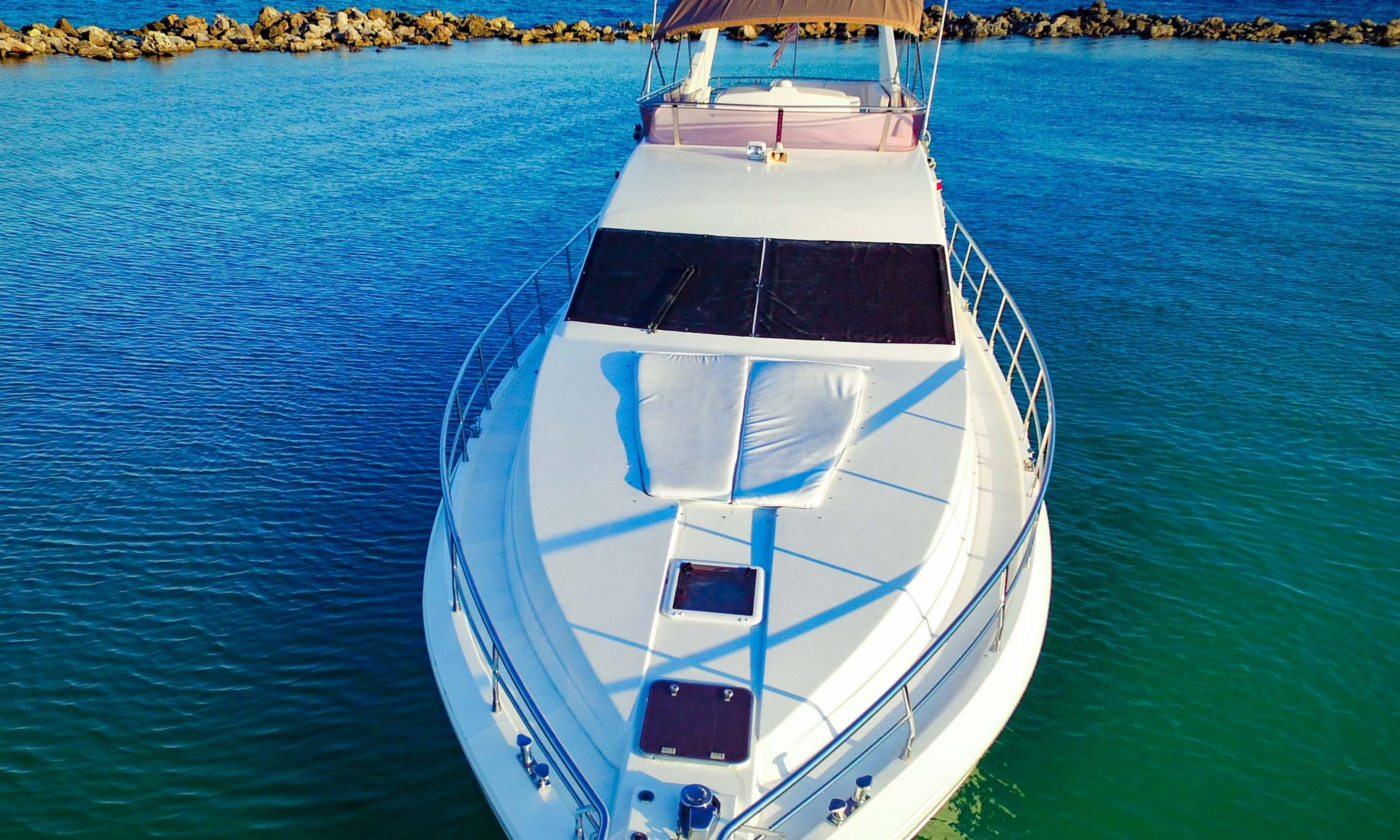 62' Motor Yacht rental in Playa del Carmen