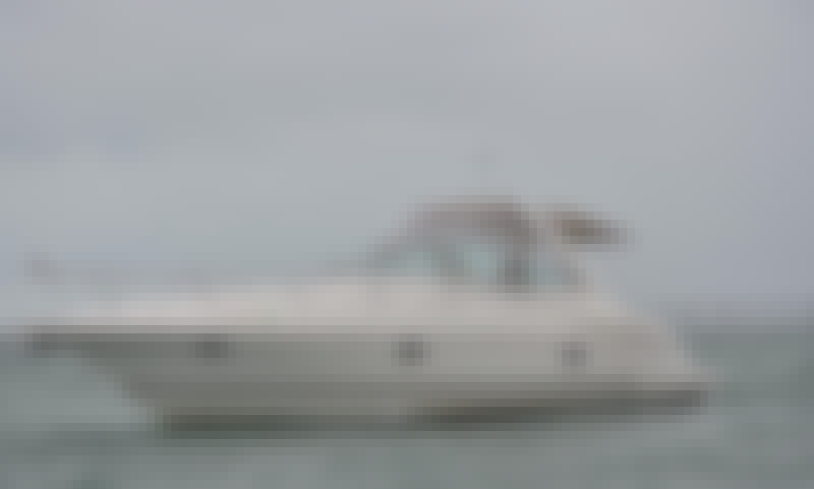 36' Cruiser Motor Yacht Charter in Miami, Florida for 13 Person