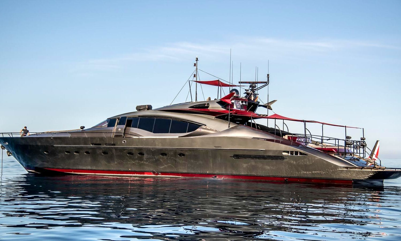 Mega Yacht rental in Marbella