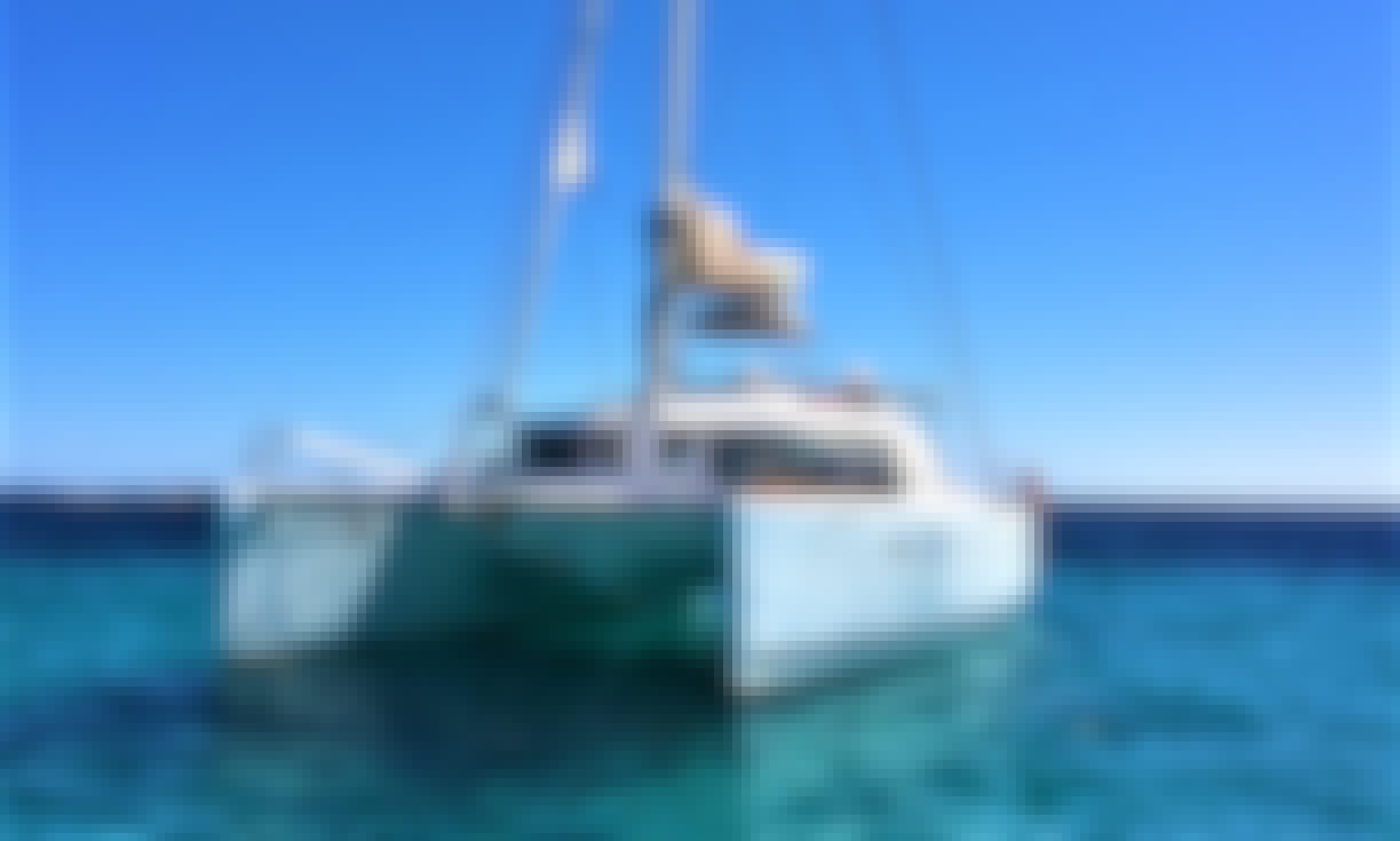 2007 Lagoon 44 Cruising Catamaran Rental in Eivissa, Spain