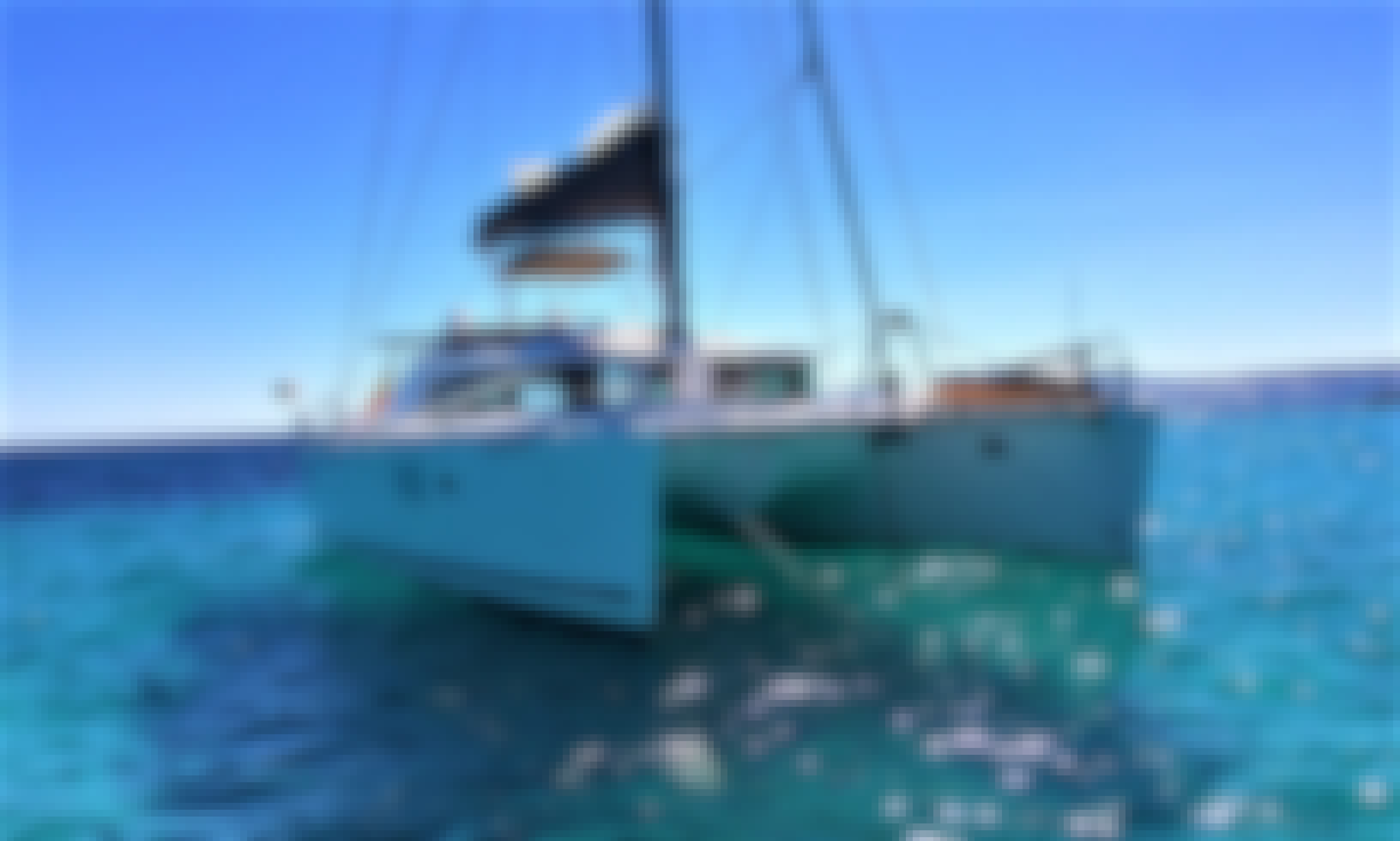 2007 Lagoon 44 Cruising Catamaran Rental in Eivissa, Spain