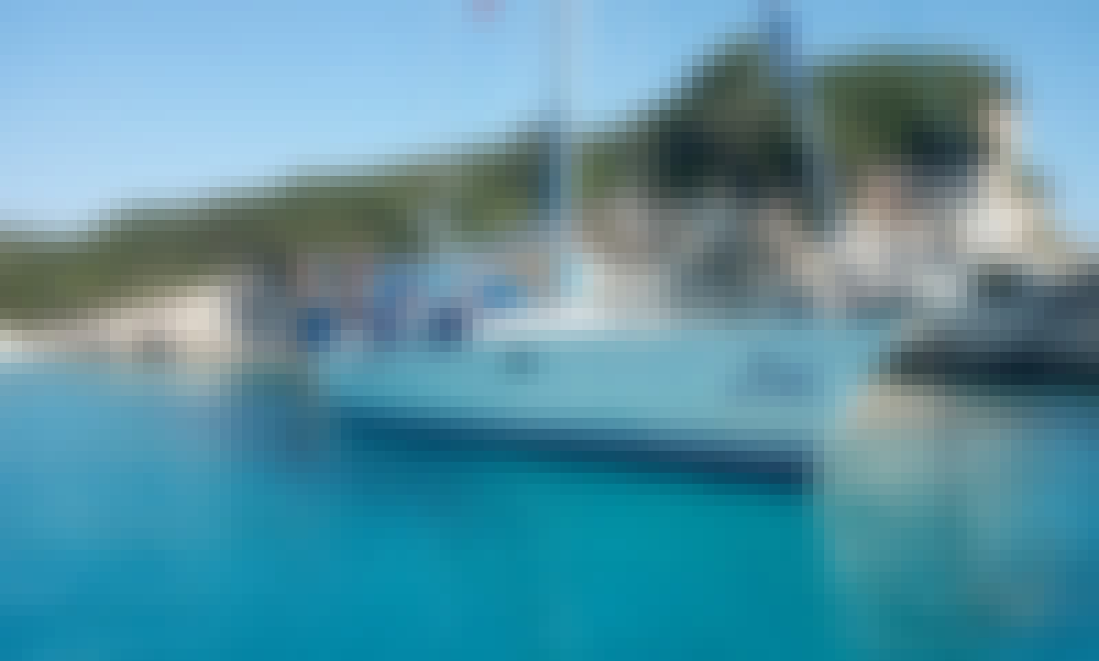 Well Being Sailing in the Ionian Greece