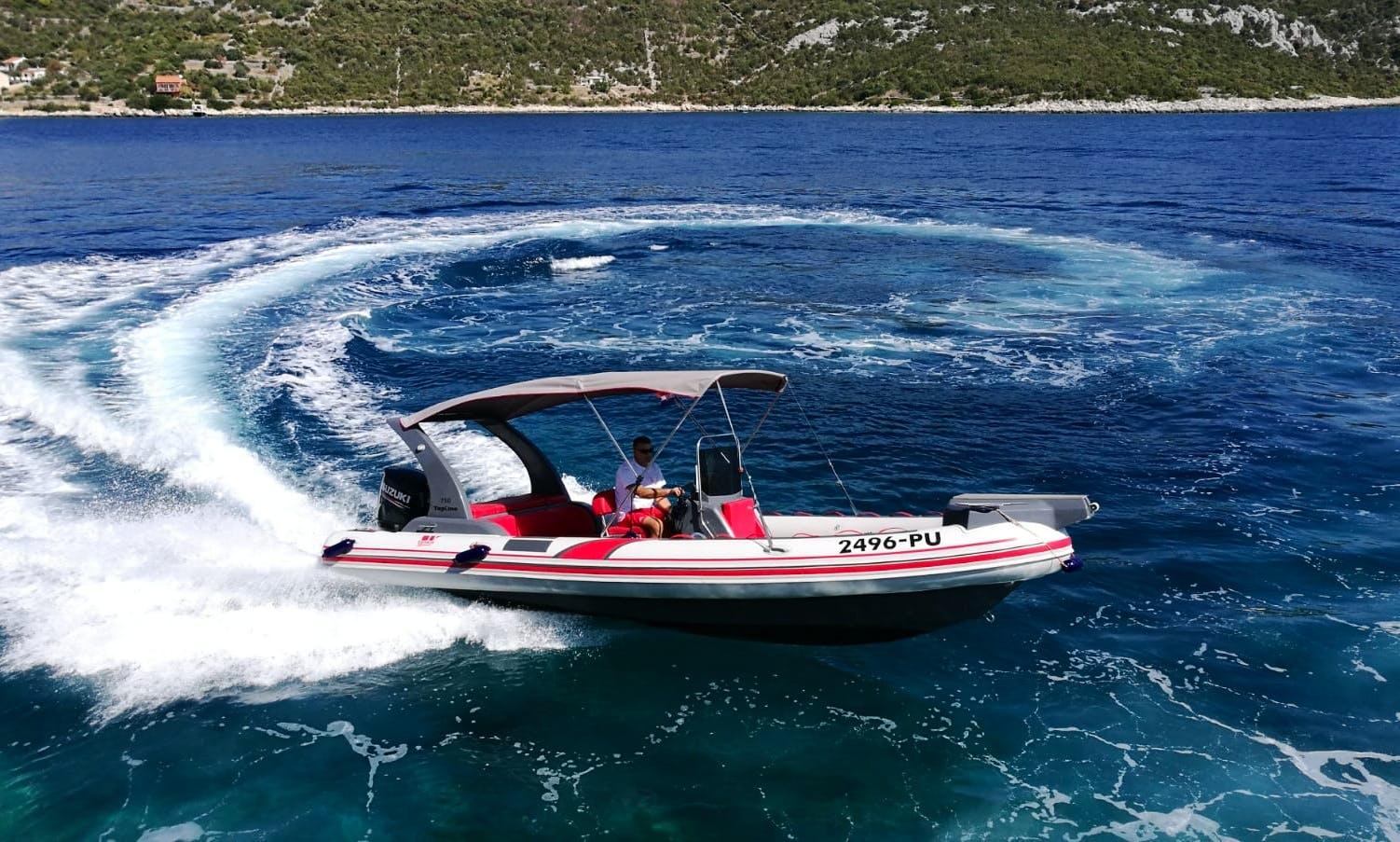 Rib Tiger Marine 750
