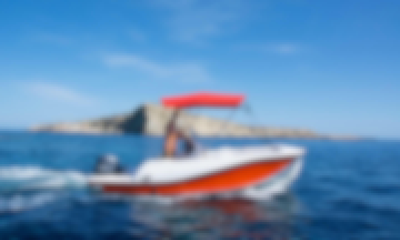 2017 Built V2 Boat for 6 People in Sant Antoni de Portmany