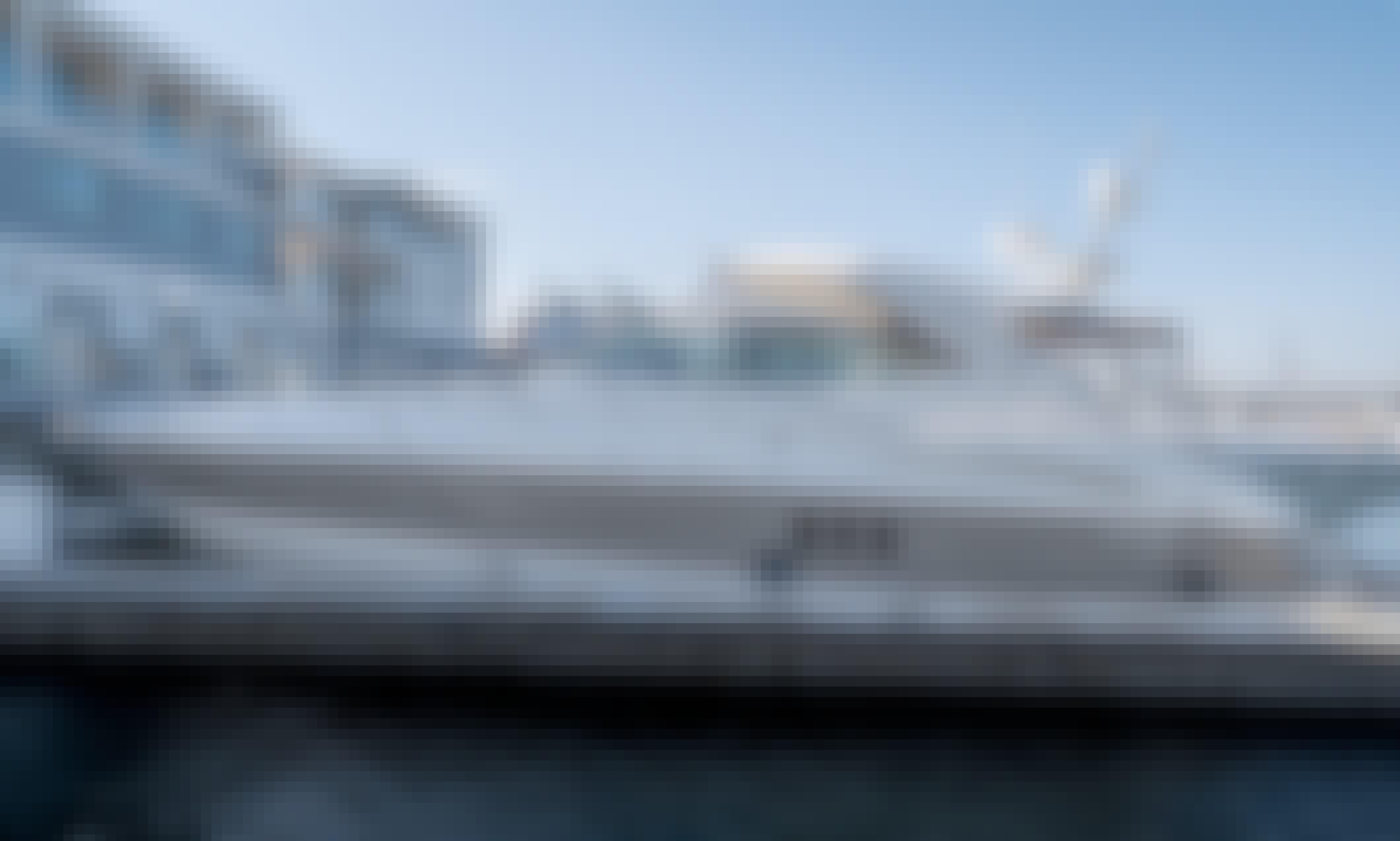 Yacht rental for 12 people in Newport Beach, CA
