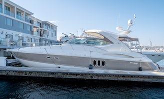 Cruisers Express Yacht Rental in Newport Beach, CA